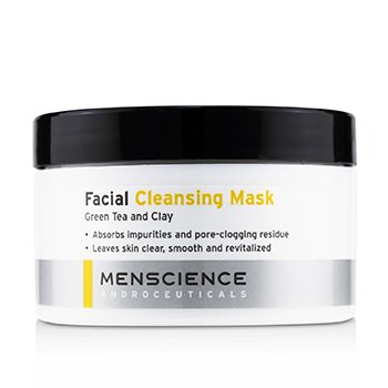 Facial Cleaning Mask - Green Tea And Clay