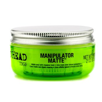 Tigi Bed Head Manipulator Matte - Matte Wax with Massive Hold