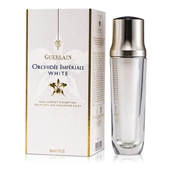 Guerlain Orchidee Imperiale White Age Defying and Brightening Serum
