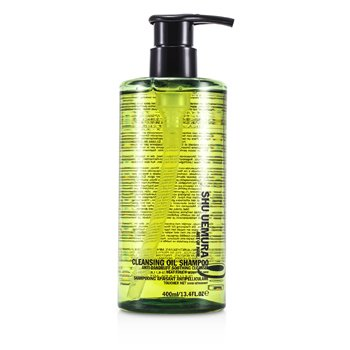 Shu Uemura Cleansing Oil Shampoo Anti-Dandruff Soothing Cleanser (Neat Touch Detoxifying Shiso)