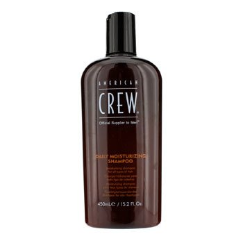 American Crew Men Daily Moisturizing Shampoo (For All Types of Hair)