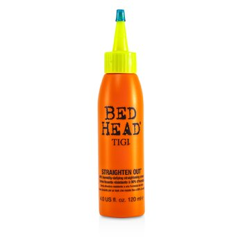 Tigi Bed Head Straighten Out 98% Humidity-Defying Straightening Cream