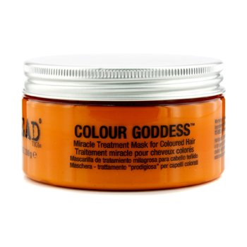 Tigi Bed Head Colour Goddess Miracle Treatment Mask (For Coloured Hair)