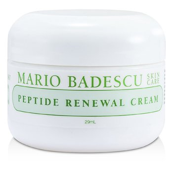 Mario Badescu Peptide Renewal Cream - For Combination/ Dry/ Sensitive Skin Types