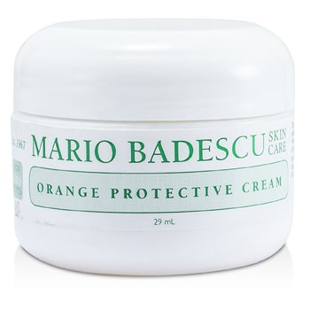 Mario Badescu Orange Protective Cream - For Combination/ Dry/ Sensitive Skin Types