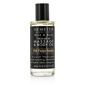 Demeter Hot Fudge Sundae Massage & Body Oil