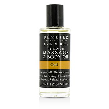 Demeter Oud Massage & Body Oil