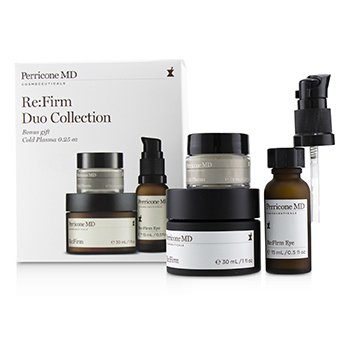 Perricone MD Re:Firm Duo Collection : Re:Firm 30ml + Re:Firm Eye 15ml + Cold Plasma 7.5ml