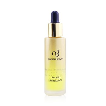 Natural Beauty Rosehip Renewal Oil