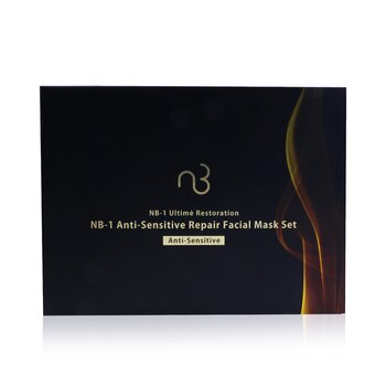 Natural Beauty NB-1 Ultime Restoration NB-1 Anti-Sensitive Repair Facial Mask Set - Anti-Sensitive