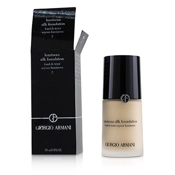 Luminous Silk Foundation - # 2 Ivory (Box Slightly Damaged)