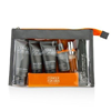 Clinique Clinique For Men Exclusive Travel Set: Moisturizing Lotion+Eye Gel+Post-Shave Soother+Face Scrub+Cream Shave+Cologne Spray