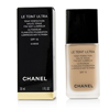Chanel Le Teint Ultra Ultrawear Flawless Foundation Luminous Matte Finish SPF15 - # 40 Beige