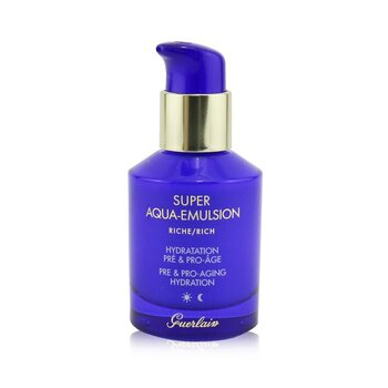Guerlain Super Aqua Emulsion - Rich